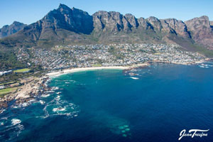 The Camps Bay Sewage Outfall